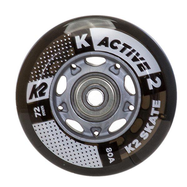 456888 K2 72mm80A Performance ILQ5 feat (roleri)